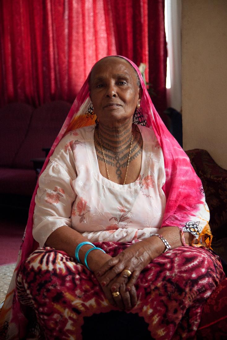 Mother, Addis Ababa, Ethiopia