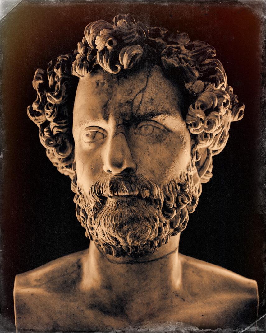 Roman Antiquity, Uffizi Gallery, Florence, Italy
