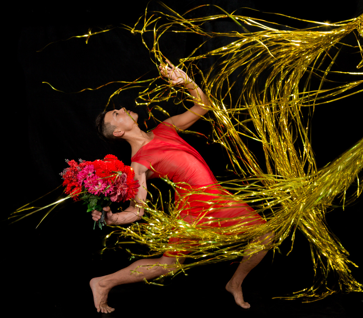 Dancer Jim Kent for   The SOLO(s) Project,  client: Scott/Powell Performance