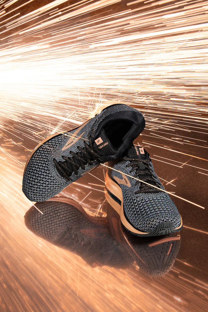 Brooks Running Shoes Light Up the Road