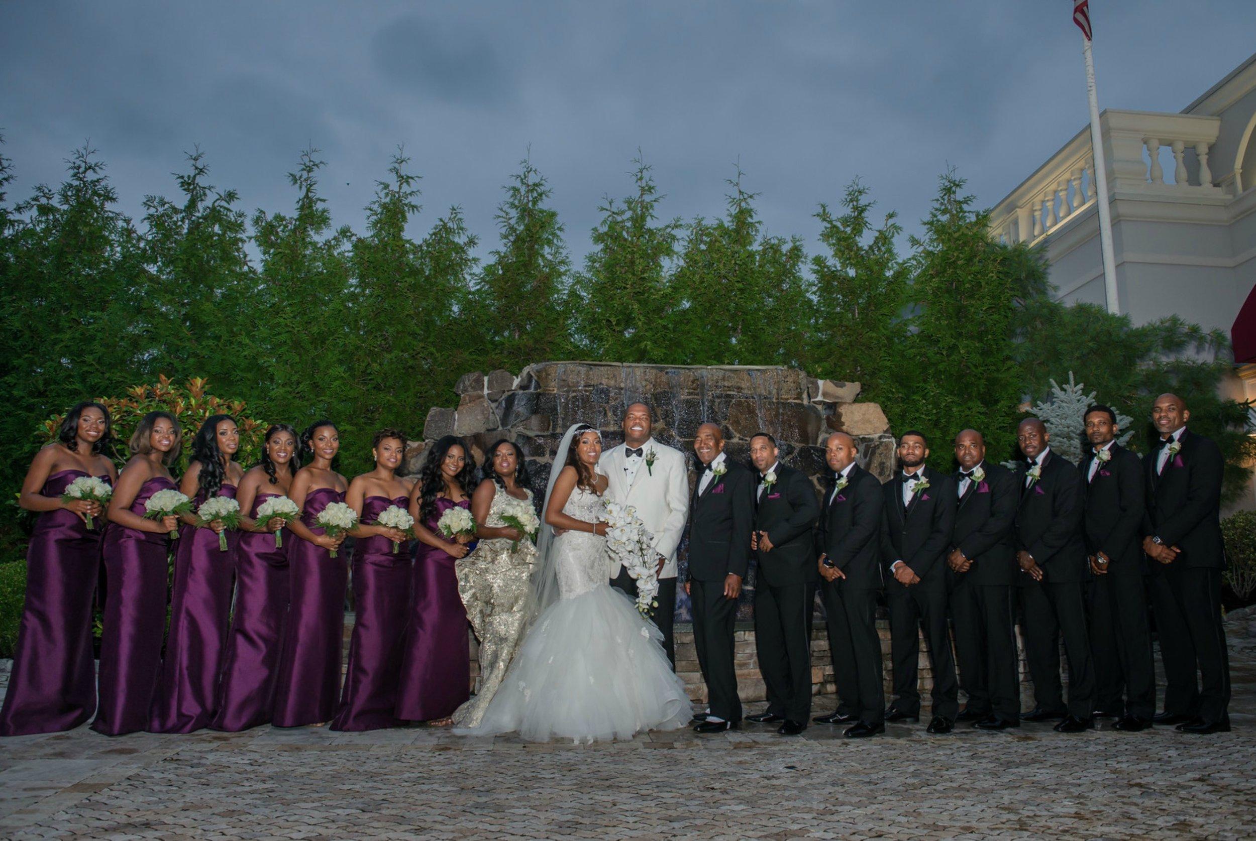 Christina & Bobby's Wedding