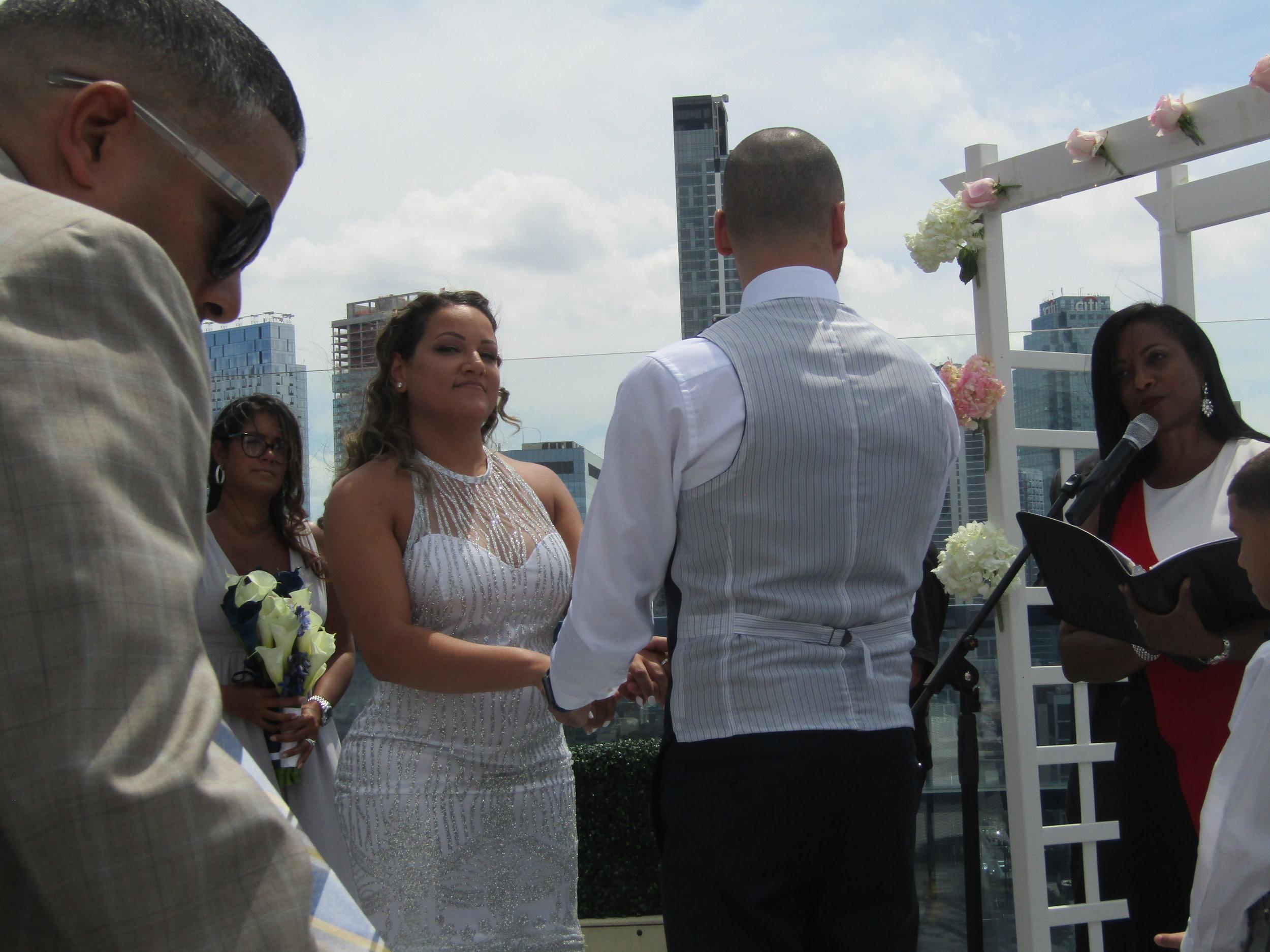 Weddings By Aretha   Wedding Officiant