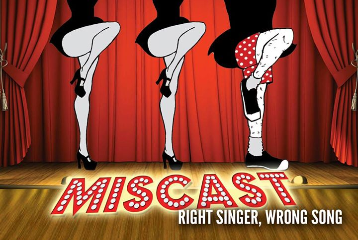 """""""MISCAST  is for you if you like it fast, funny, and full of surprises"""" - Ellen Dostal, Musicals in LA    Mandy Kaplan's  Miscast: Right Singer, Wrong Song  is ever clever, high energy, and deservedly popular - BroadwayWorld.com"""