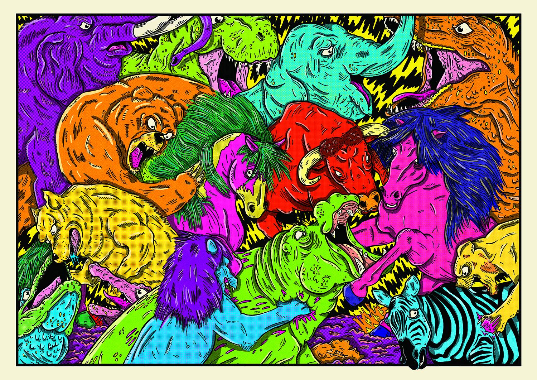 The Hippo Hunt FramedSM.jpg