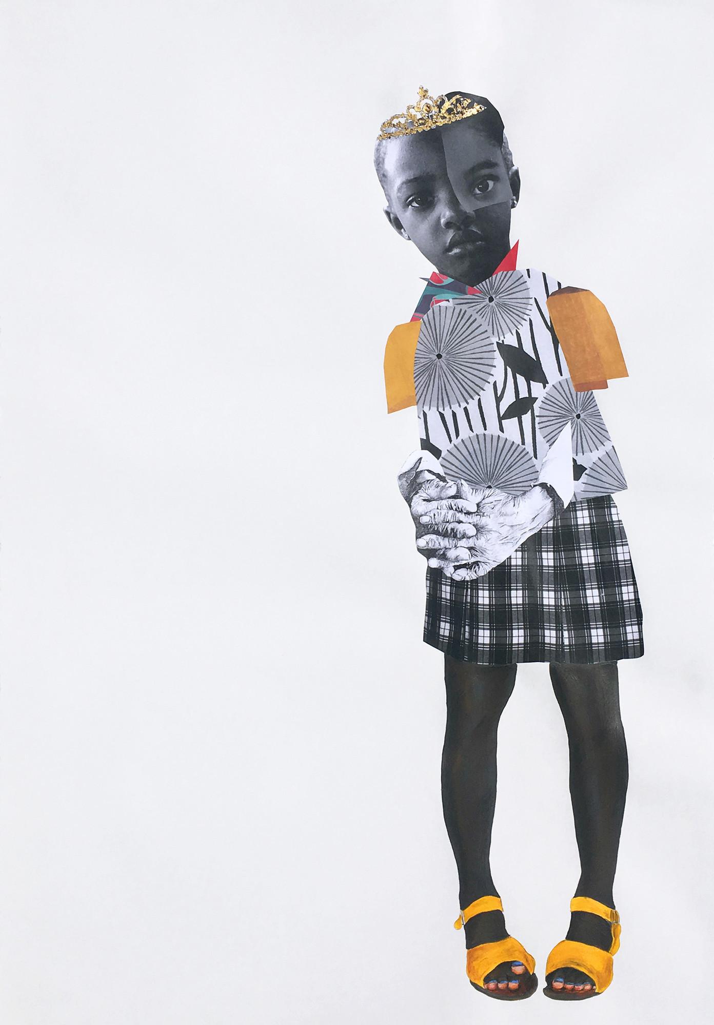 Roberts' powerfulstatement of black female identity - BY Sharon Mizota LA TIMES May 29, 2018