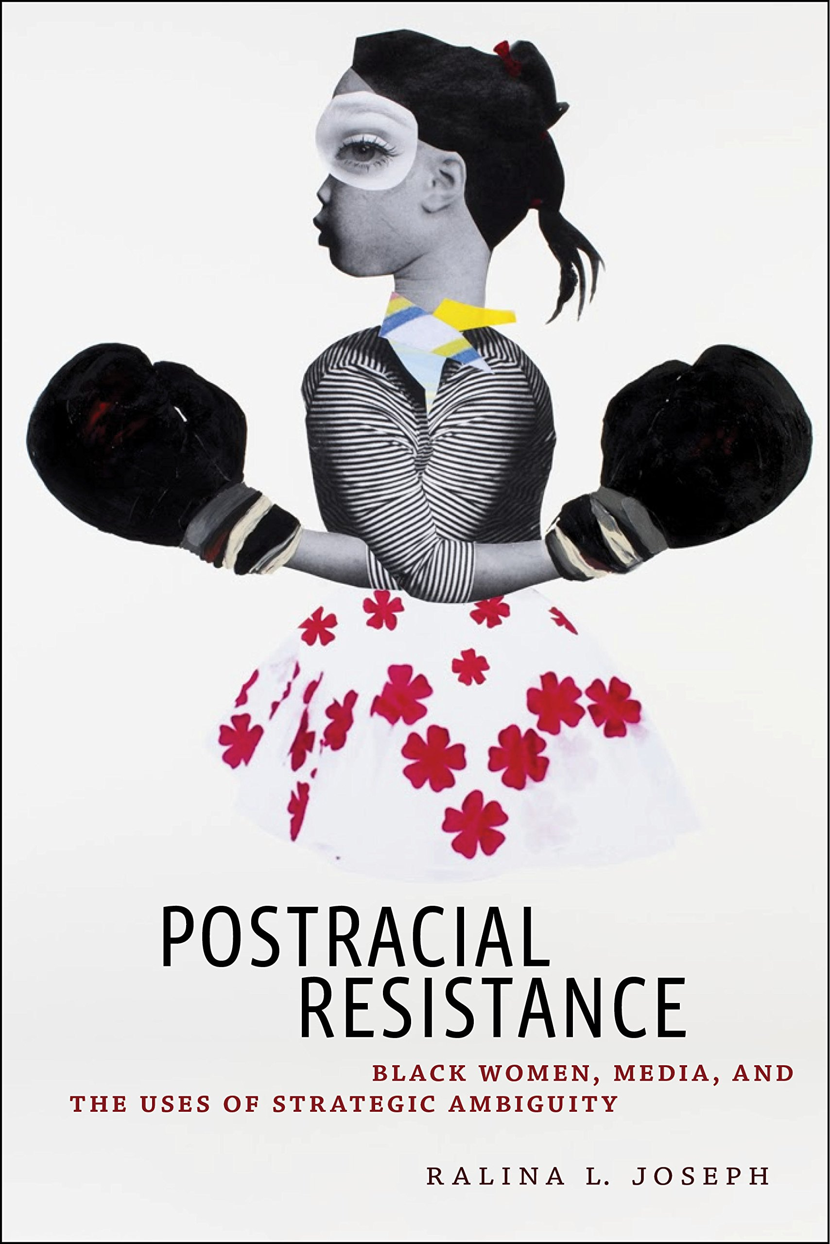 "Postracial Resistance: Black Women, Media, and The Uses of Strategic Ambiguity - BY Ralina L. Joseph NEW YORK UNIVERSITY PRESS October 2018Postracial Resistance explores how African American women celebrities, cultural producers, and audiences employ postracial discourse—the notion that race and race-based discrimination are over and no longer affect people's everyday lives—to refute postracialism itself. In a world where they're often written off as stereotypical ""Angry Black Women,"" Joseph offers that some Black women in media use ""strategic ambiguity,"" deploying the failures of post-racial discourse to name racism and thus resist it."