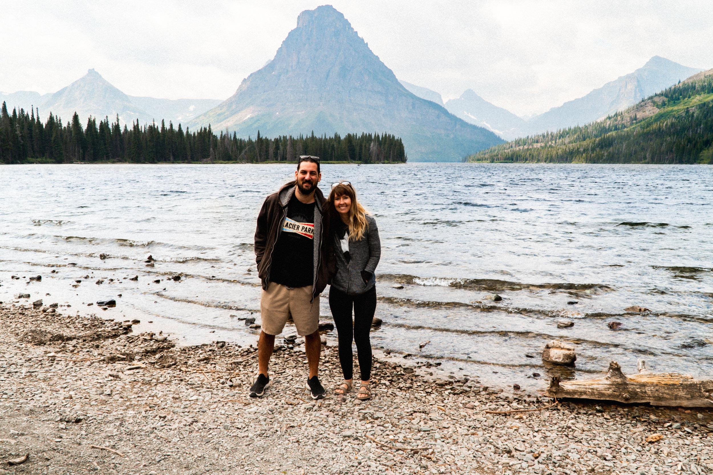 Two Medicine in Glacier National Park, Montana