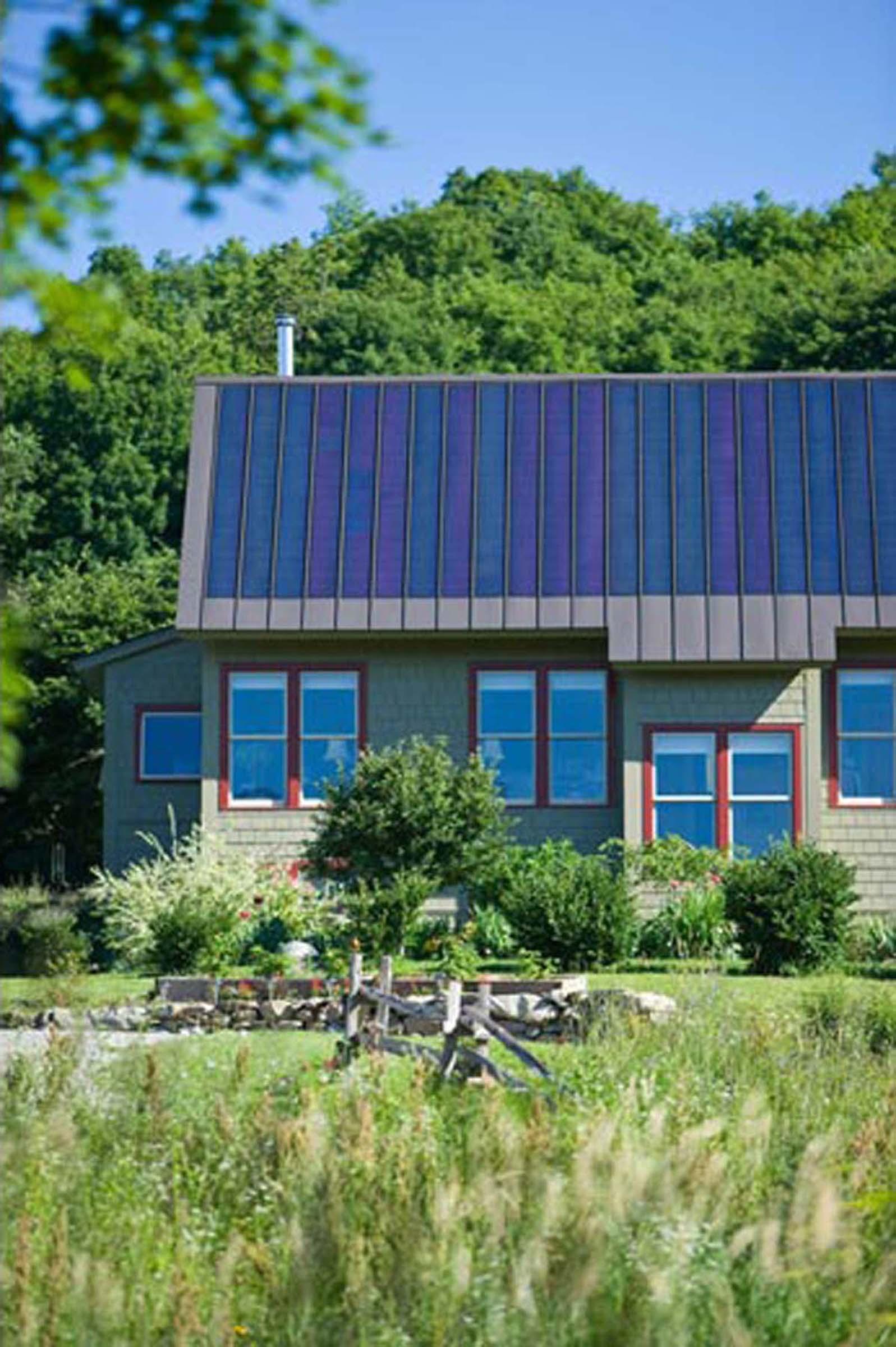 Southfarm Carbon-Neutral Home