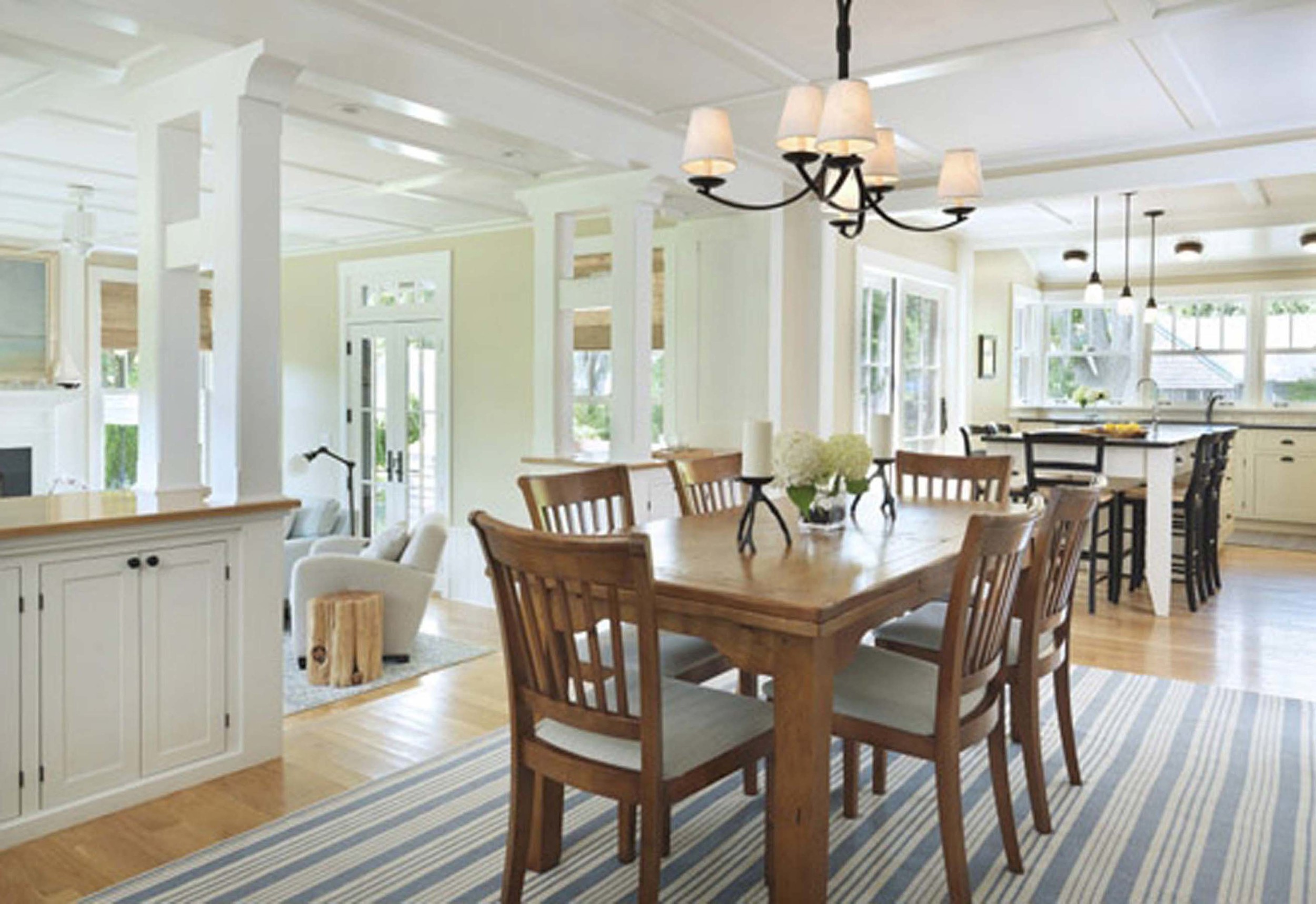 Powers Residence Remodel, Interior
