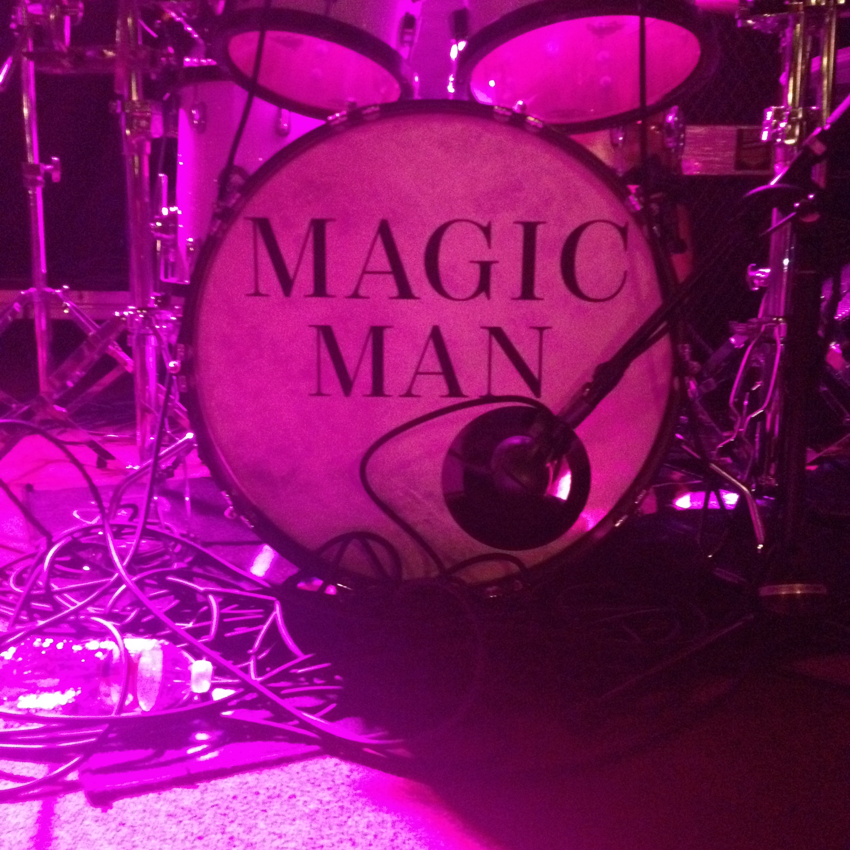 Magic Man Drum Set