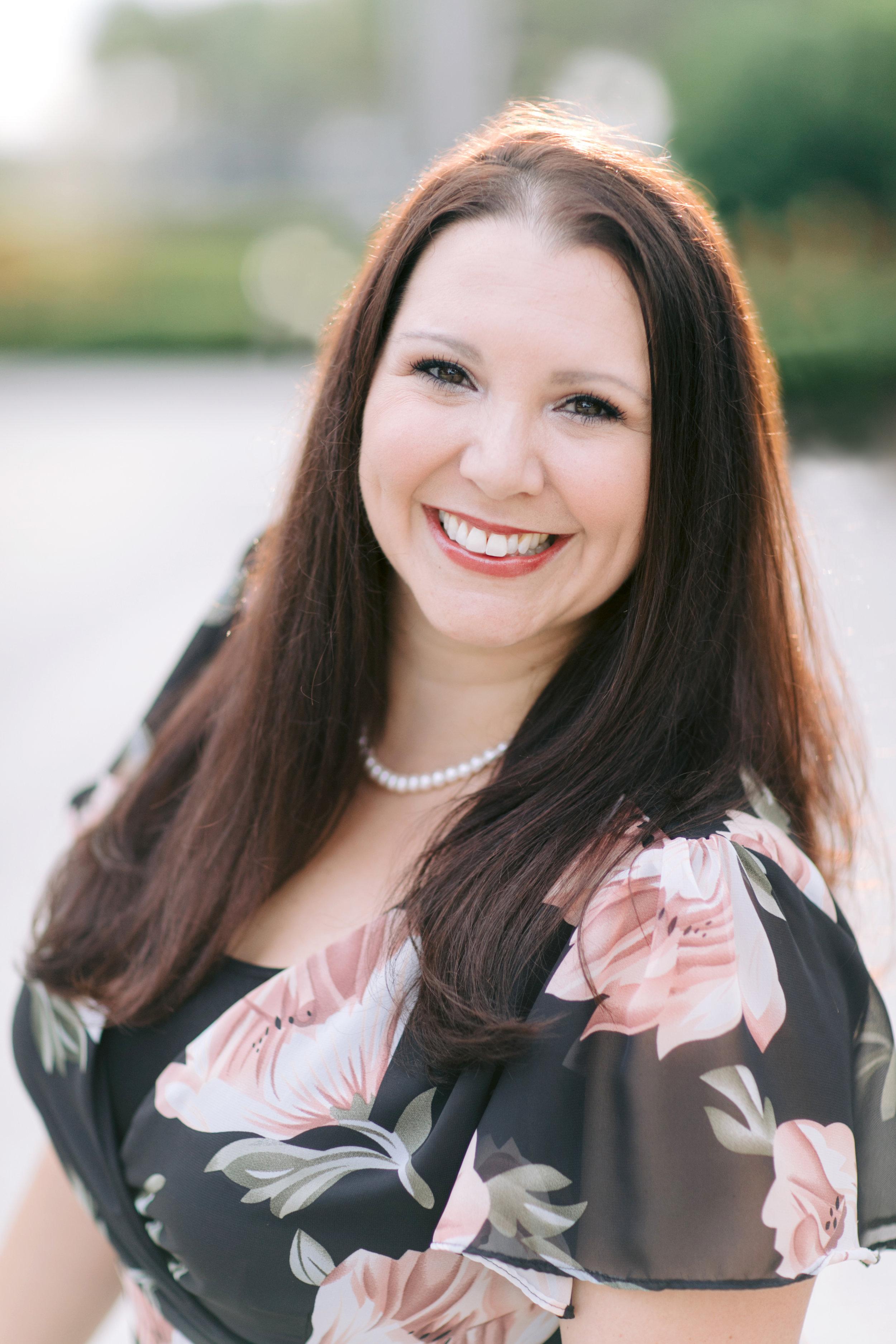 Associate Planner, Liz Kinsey