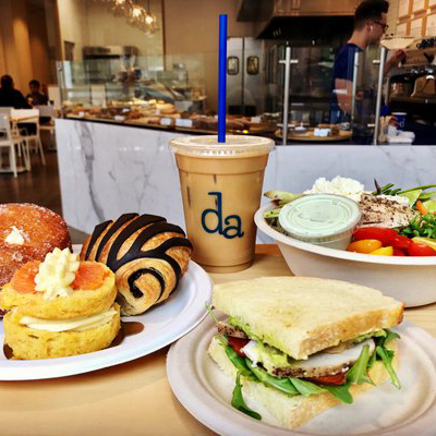D'Andrews Bakery - Artisanal Baked Goods, Drinks, Sandwiches, Salads & Soup.