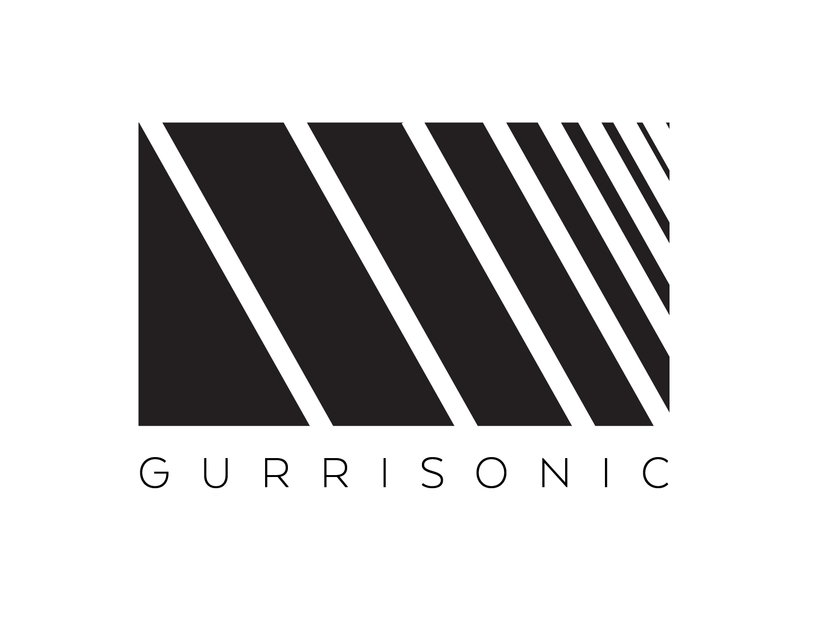 Gurrisonic Logo Design