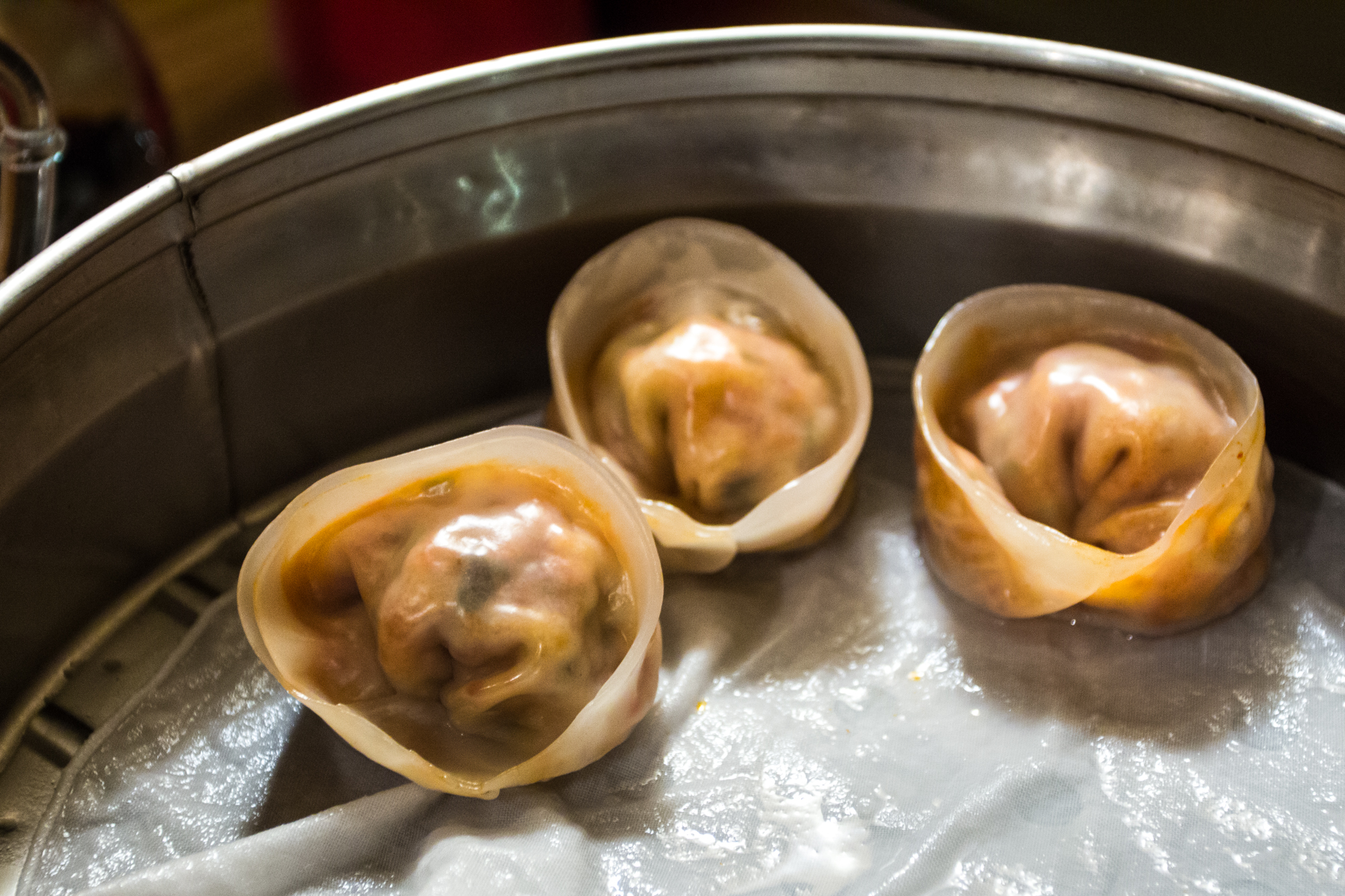 Koreatown Dumplings, NYC