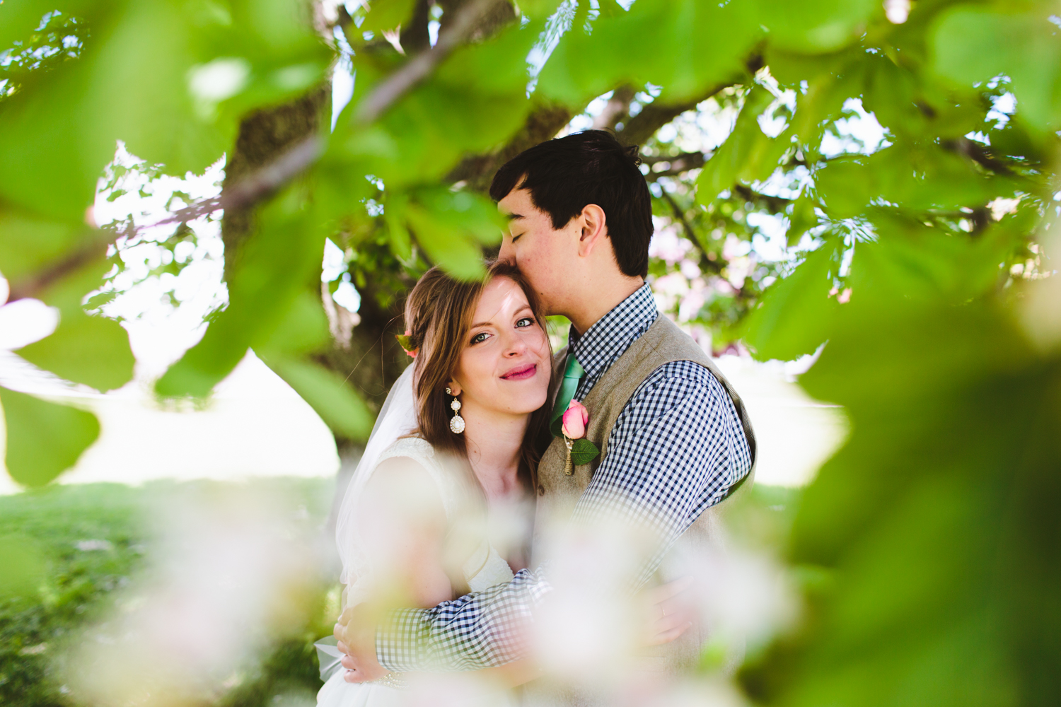CHRIS + MORGAN |  RACINE, WI   WEDDING