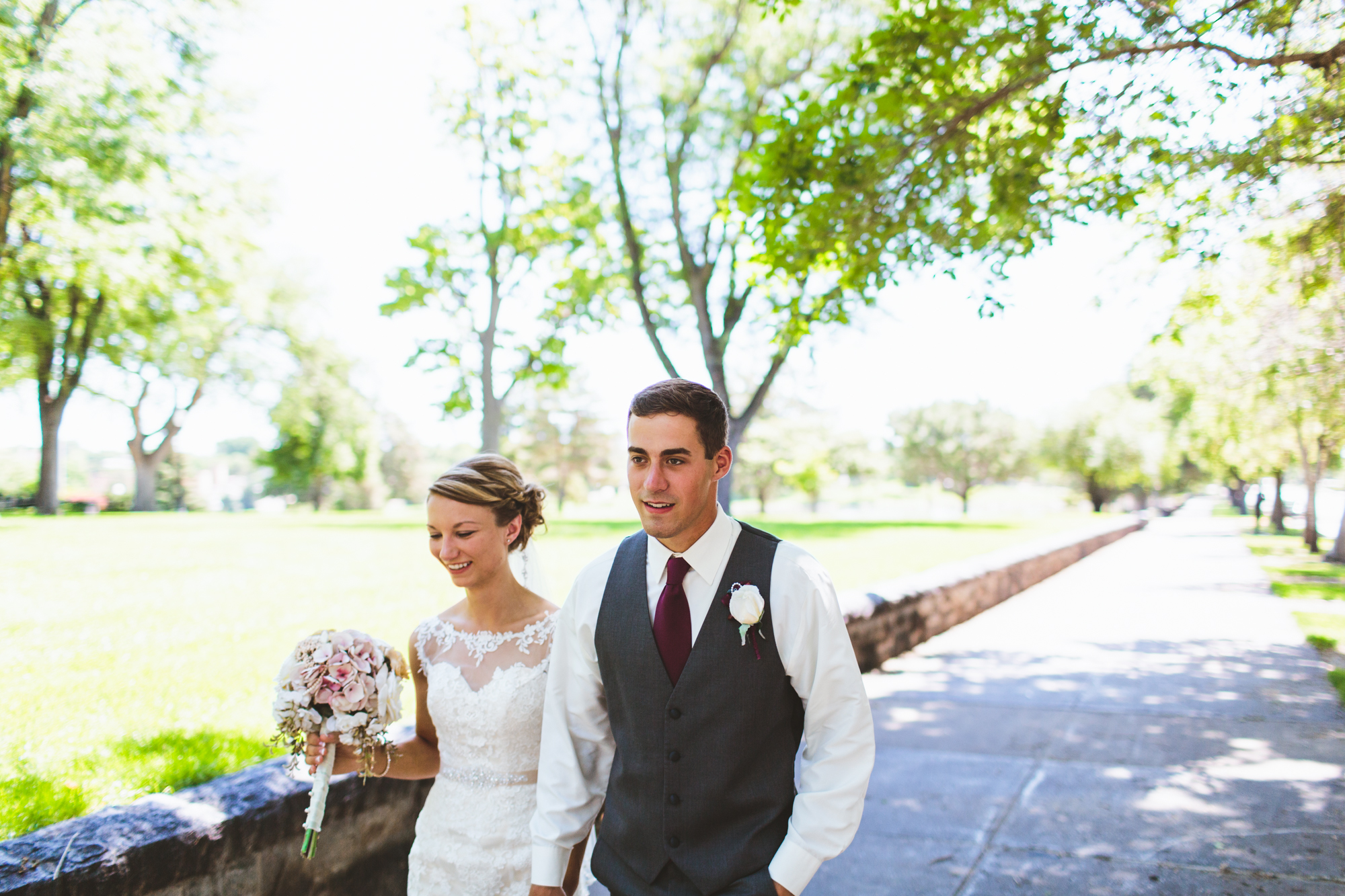 JOSH + ASHLEY |  PIERRE, SD   WEDDING