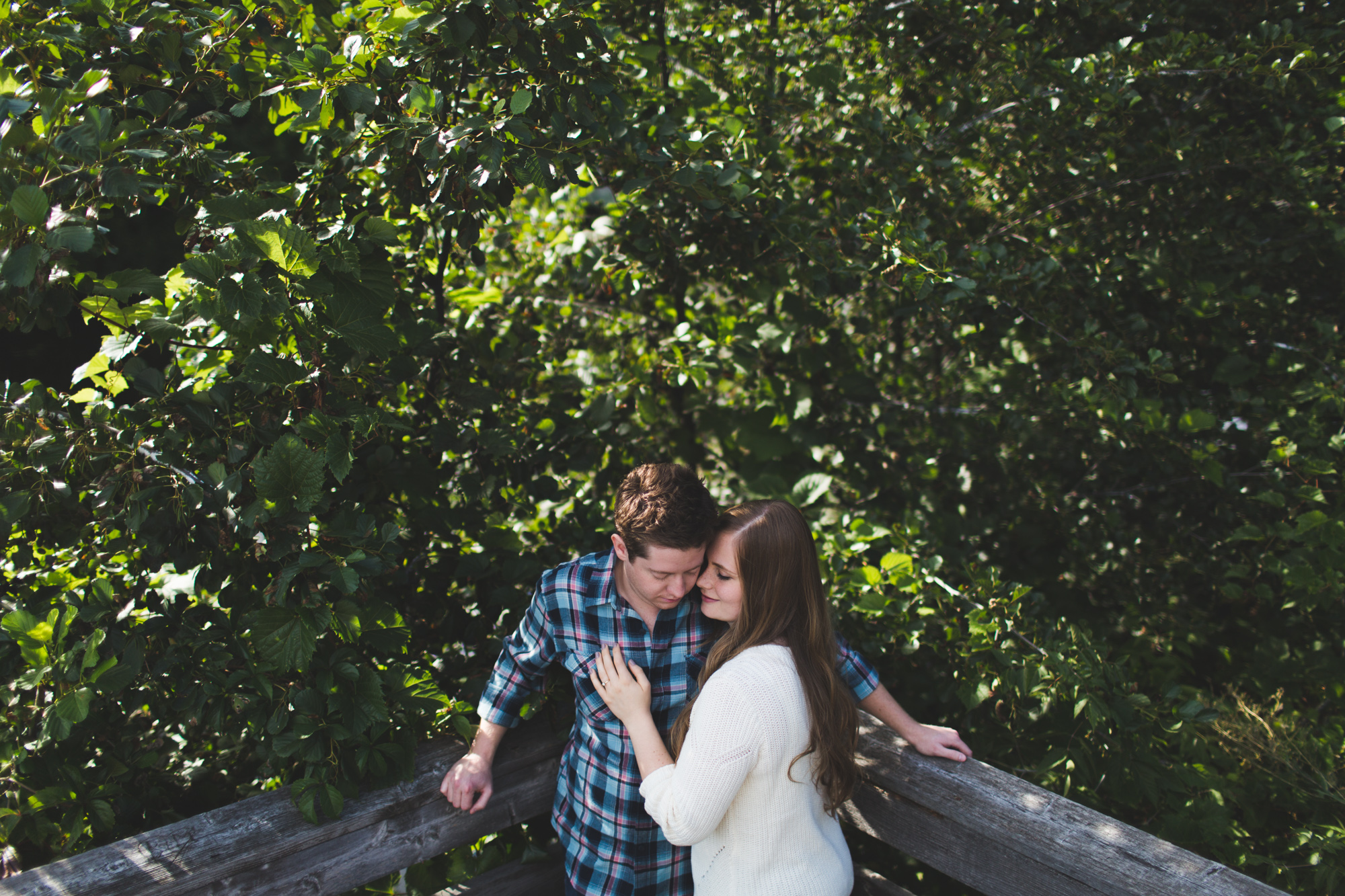 LUKE + MELISSA |  CEDARBURG, WI   ENGAGEMENT