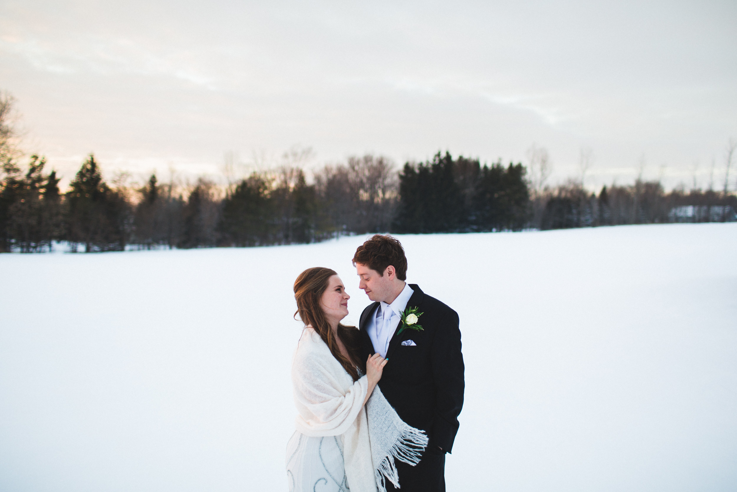 LUKE + MELISSA |  SLINGER, WI   WEDDING