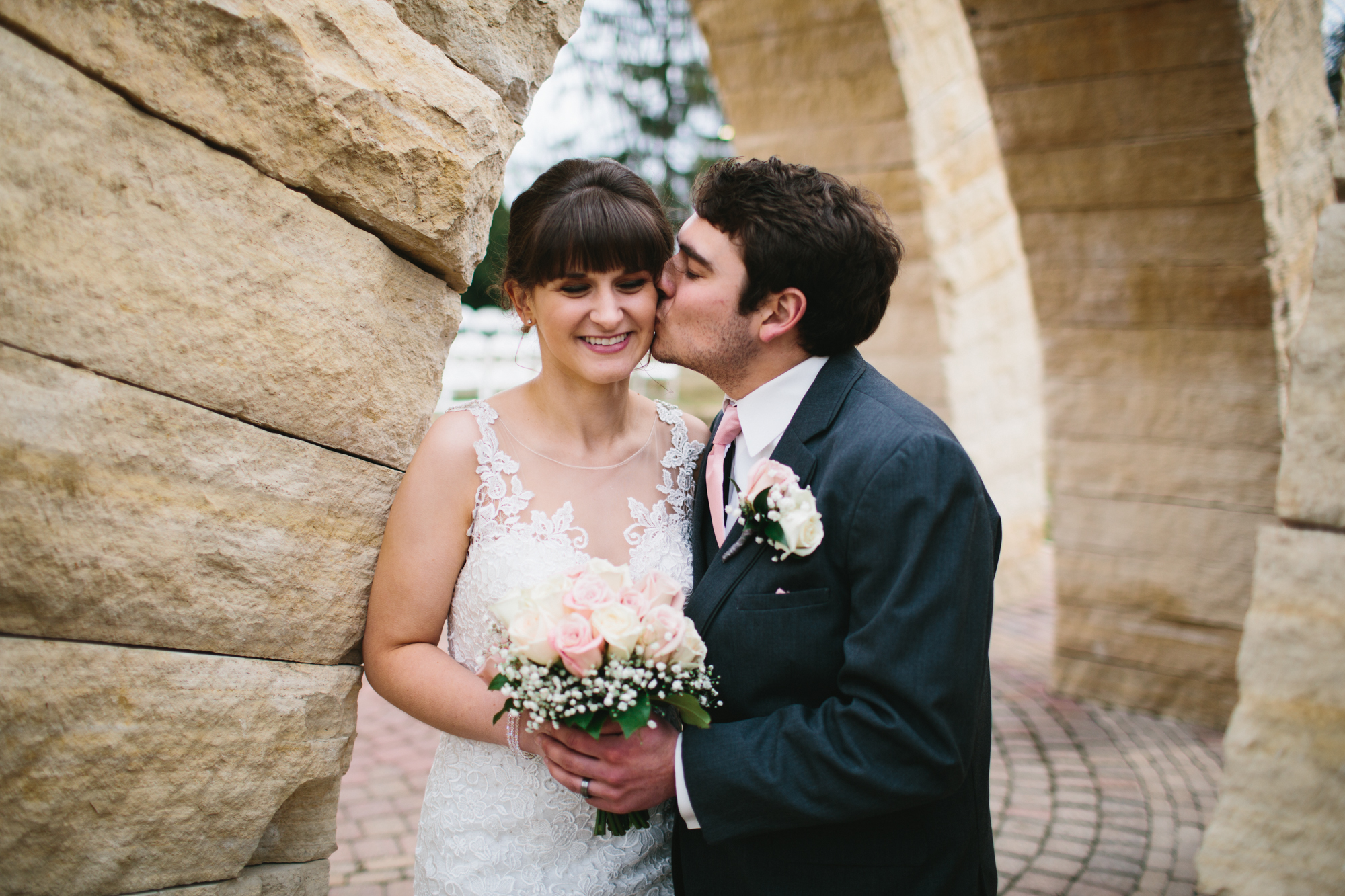 DALLAS + TAYLOR |  IOWA CITY, IA   WEDDING