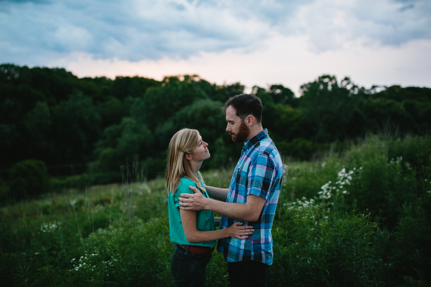 TYLER + BECCA |  MILWAUKEE, WI ENGAGEMENT