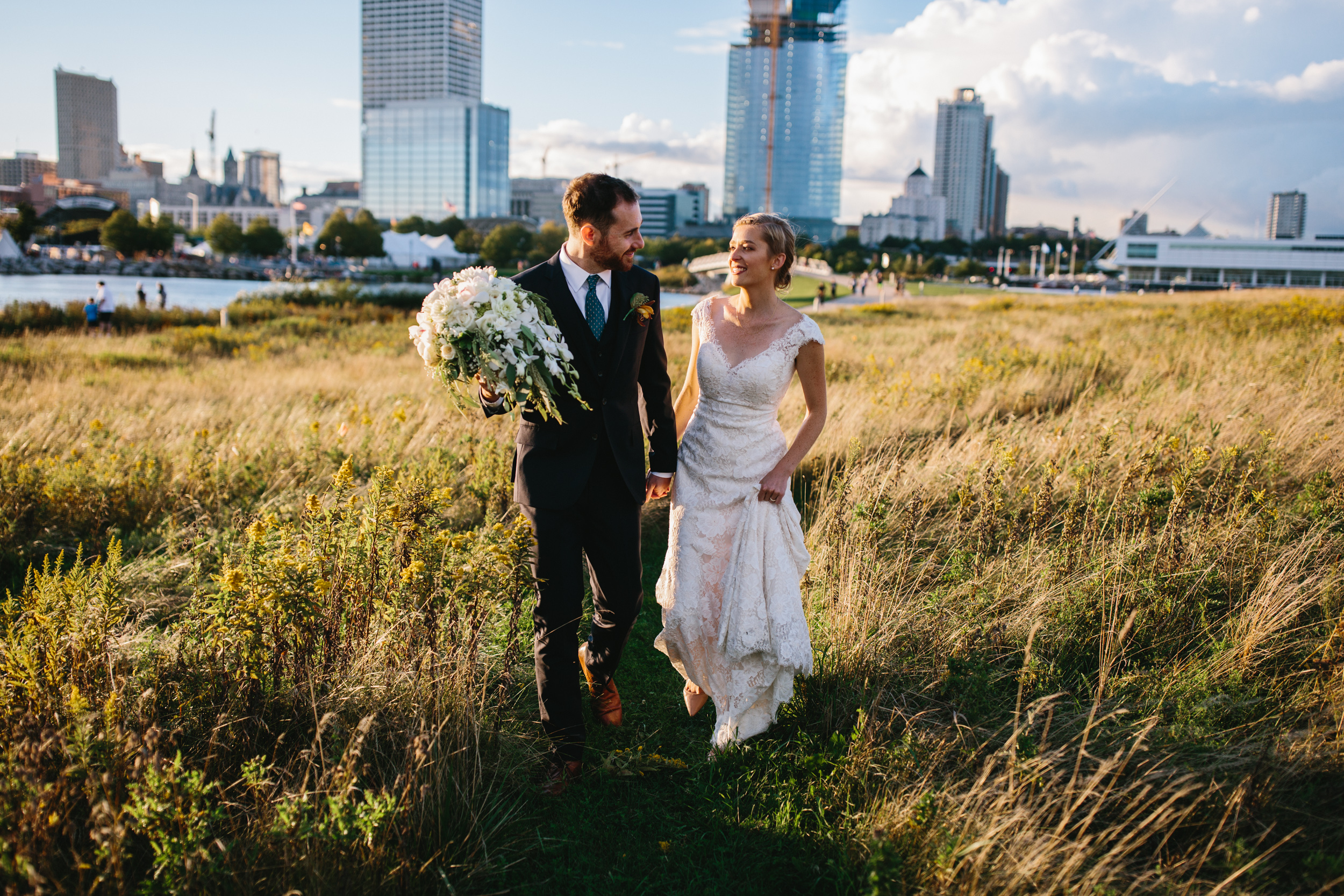 TYLER + BECCA |  MILWAUKEE, WI WEDDING
