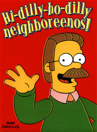 5. Ask your neighbors
