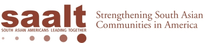South Asian Americans Leading Together Logo