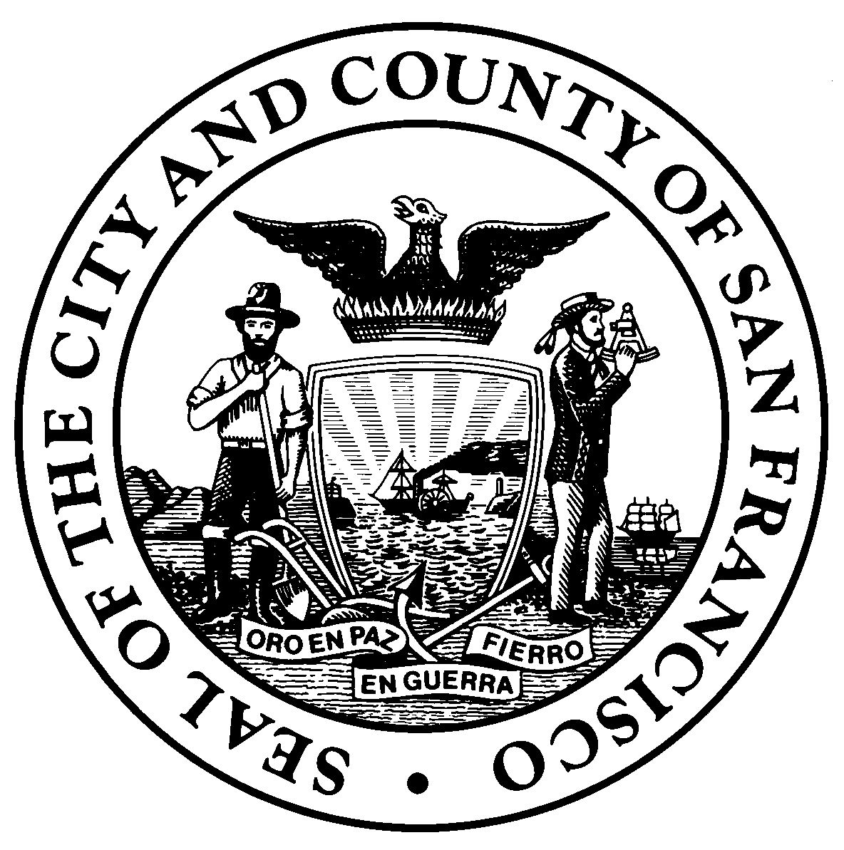 SF City and County Seal