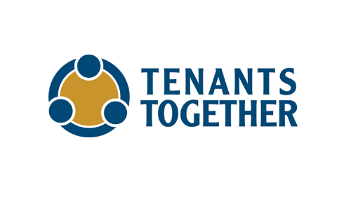 Official  Tenants Together  Logo