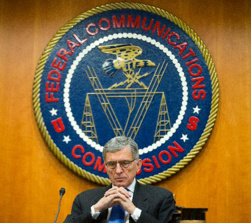 Federal Communication Commission (FCC) Chairman Tom Wheeler(AP Photo/Pablo Martinez Monsivais). Image credit:  Forbes.com