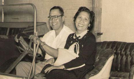 Ramon & Maria Quesada, Founders of  Ramar Foods . Image credit:  RamarFoods.com