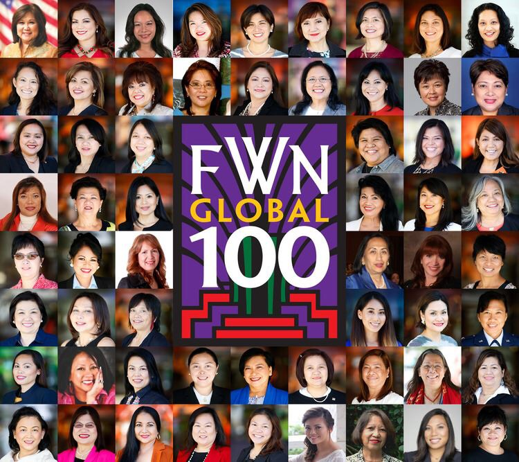 To view the 2015 Global FWN100:  http://www.filipinawomensnetwork.org/global-fwn100-2015/