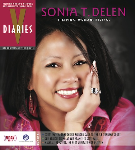V-Diaries 2013 – Sonia T. Delen