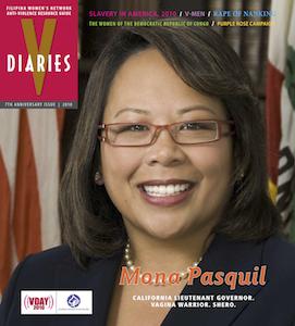 V-Diaries 2010 - Mona Pasquil