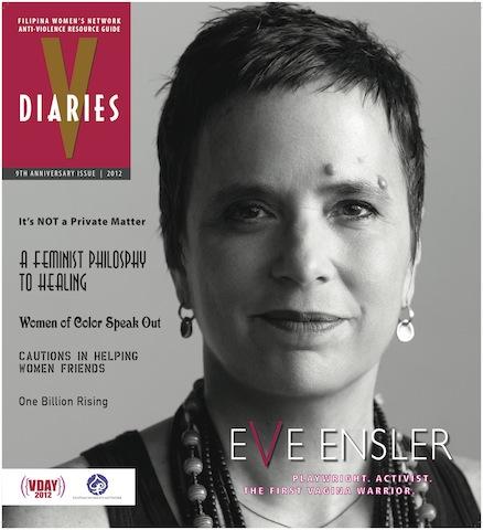 V-Diaries 2012 - Eve Ensler