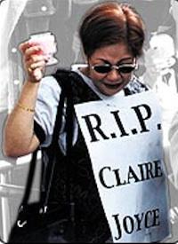Clara Tempongko<br> Mother of Claire Joyce Tempongko
