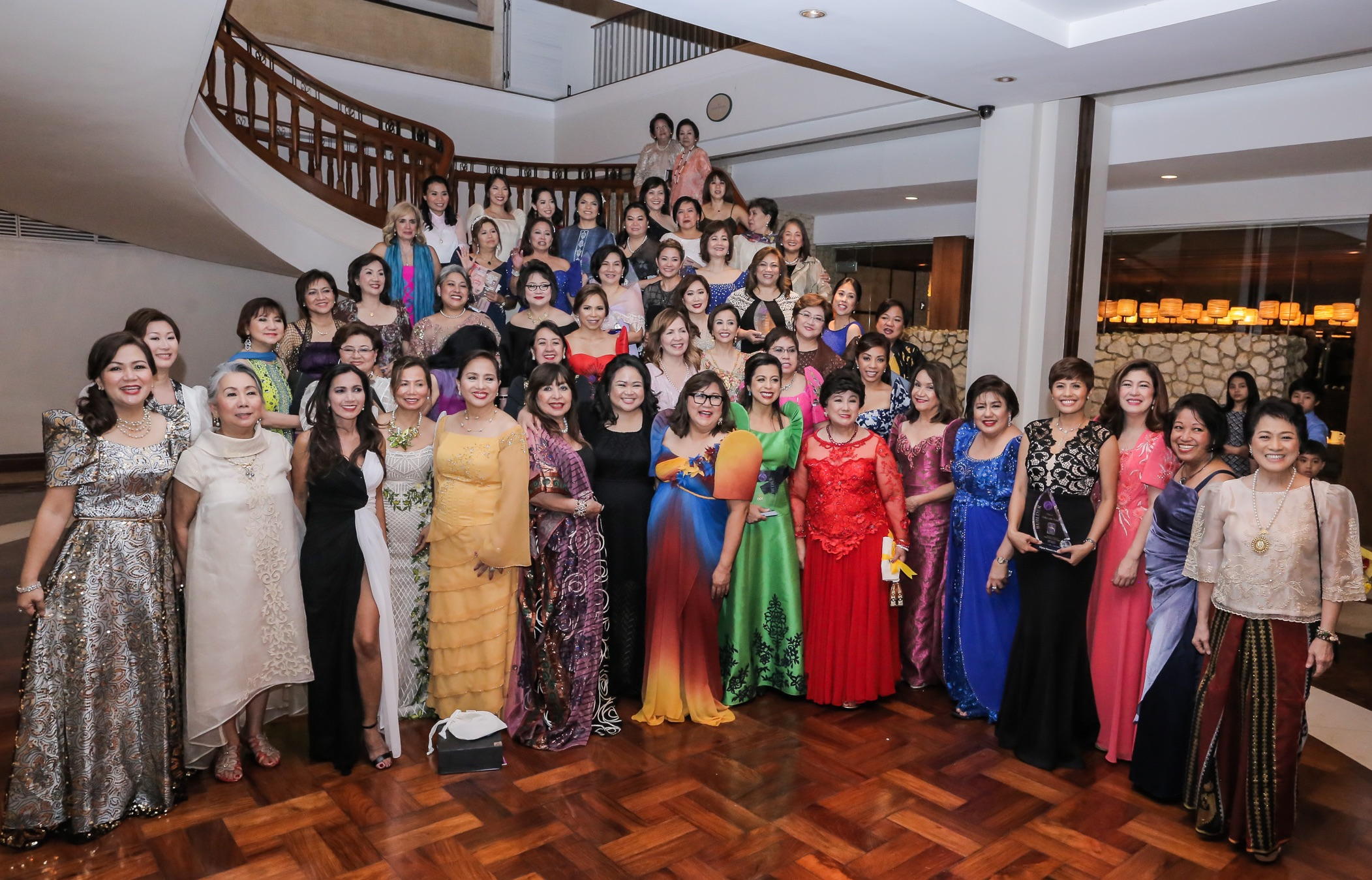 Global FWN100™ 2016 Awardees at Mactan Shangri-La, August 23, 2016