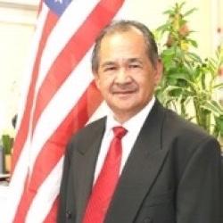 "Salvador ""Buddy"" Deauna  City Councilmember Bergenfied, New Jersey (2 seats)  Website"