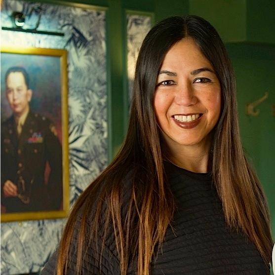 2017 Global FWN100™ Awardee Rowena Romulo