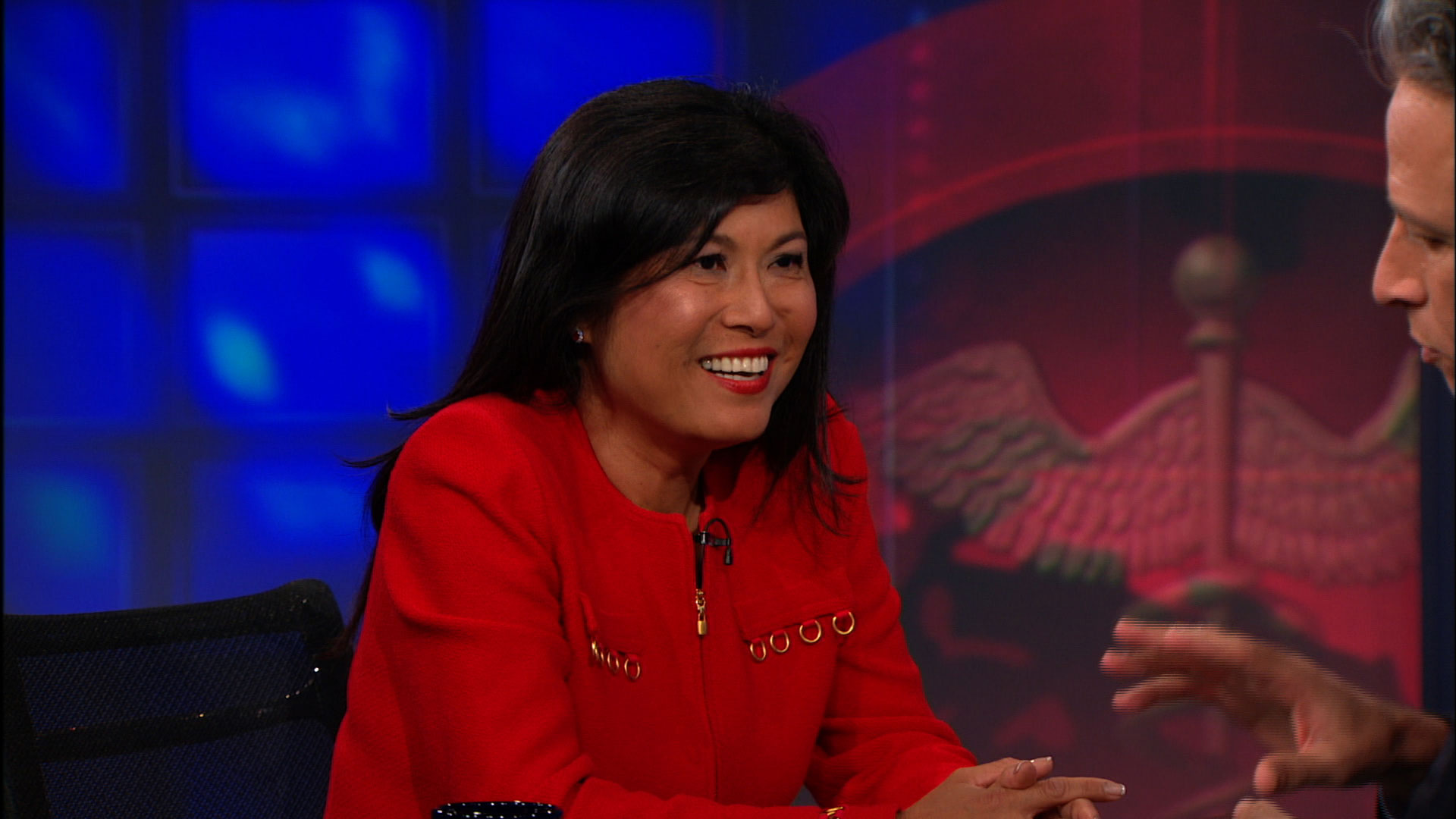 Former White House Physician Dr. Connie Mariano (U.S. FWN100™ '07)