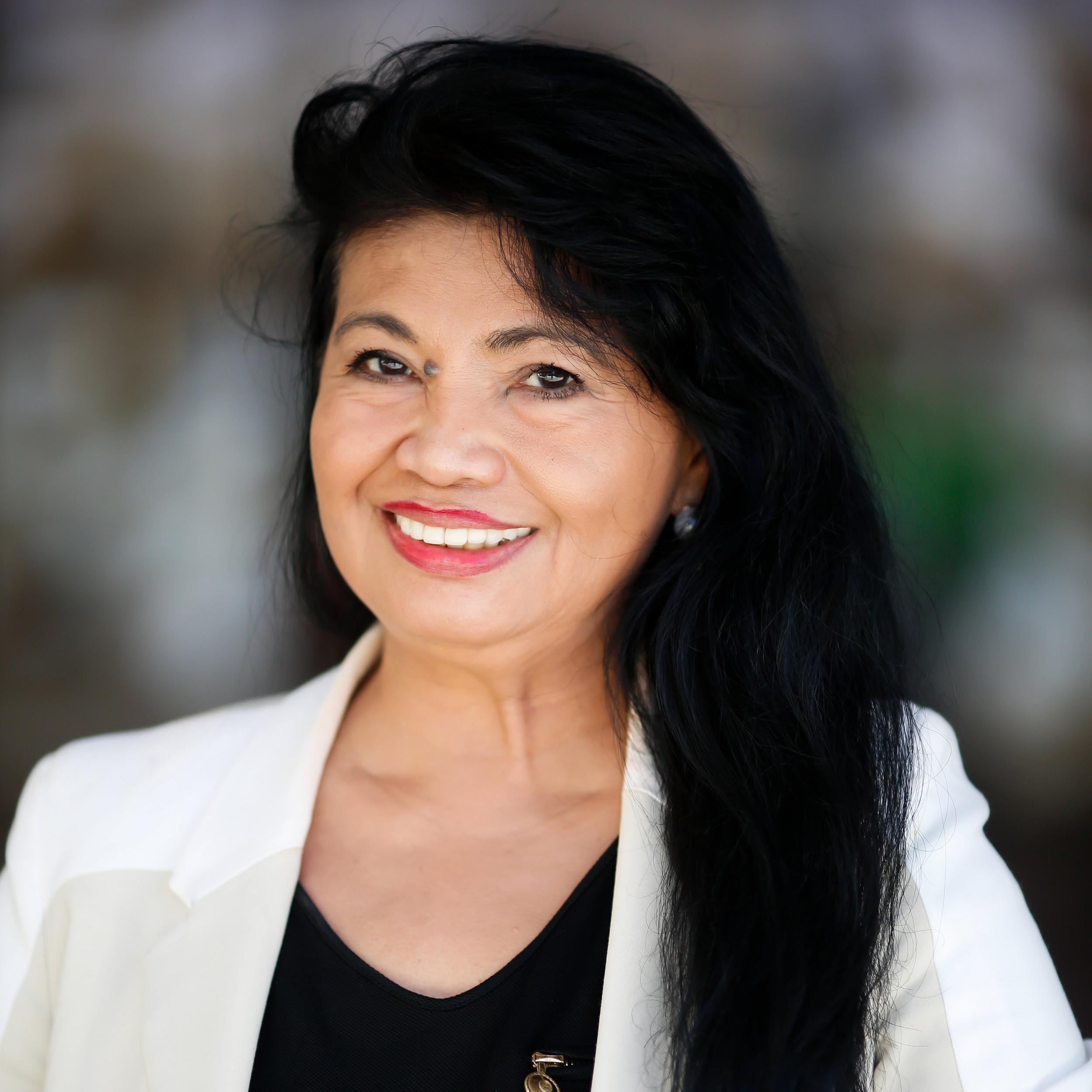 <b>Leonor Vintervoll</b><br>Founder, Philippine Women's<br>Organization (PWO) Resource Center;<br>Board Director & Country<br>Representative, Norway<br>European Network of Filipino<br>Diaspora (ENFiD)