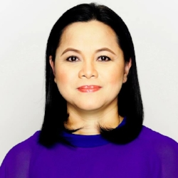 Wilma T. Eisma, Esq.  (Global FWN100™ '17) Chair and Administrator Subic Bay Metropolitan Authority   Appointed by President Rodrigo Duterte as Administrator in 2016, and then as Chair in 2017.