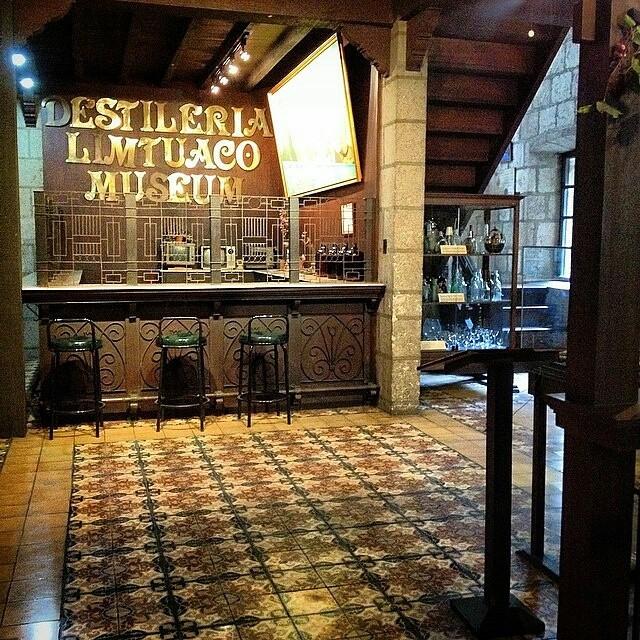The Destileria Limtauco Museum. Image Credit:  Destileria Limtauco Museum