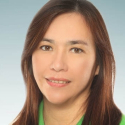 Lucille Sering  (Global FWN100™ '13) Commissioner/ Vice Chairman of the Climate Change Commission (Term 2010-2015)   Appointed by President Benigno S. Aquino III in 2010.