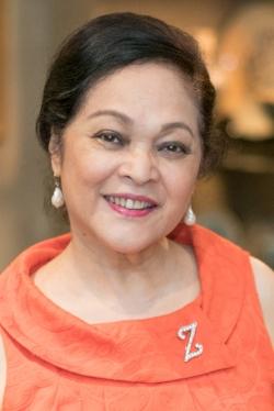 "Georgitta ""Beng"" Pimentel Puyat - FWN PRESIDENTChairman, Philippine Orchard CorporationMakati, Philippines"