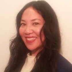 Jennifer Galindo Briscoe, Ed.D.  Vice-Chair and Commissioner Santa Clara County Commission on the Status of Women