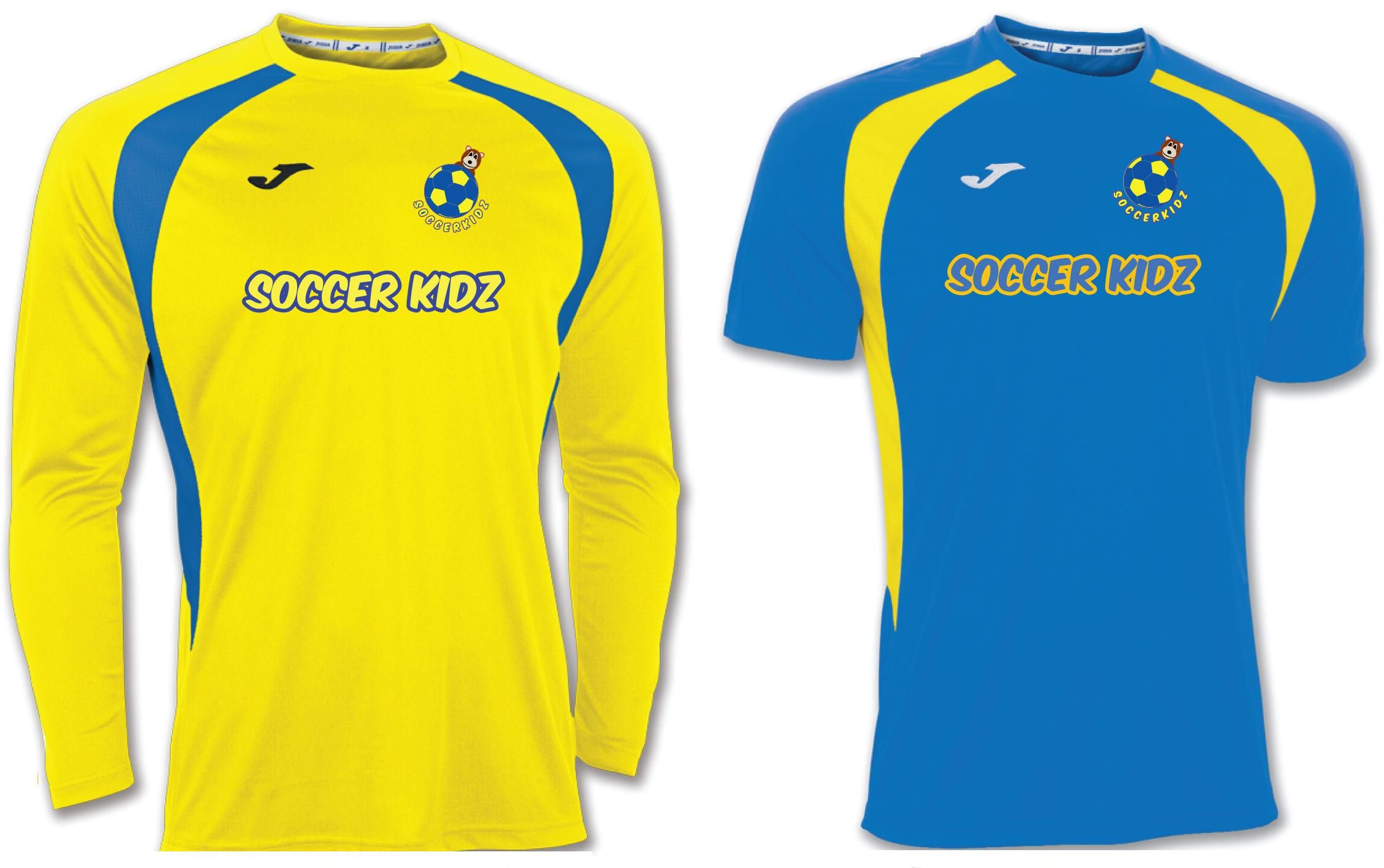 SK Soccer Academy - Essex - Indoor & Outdoor Kits
