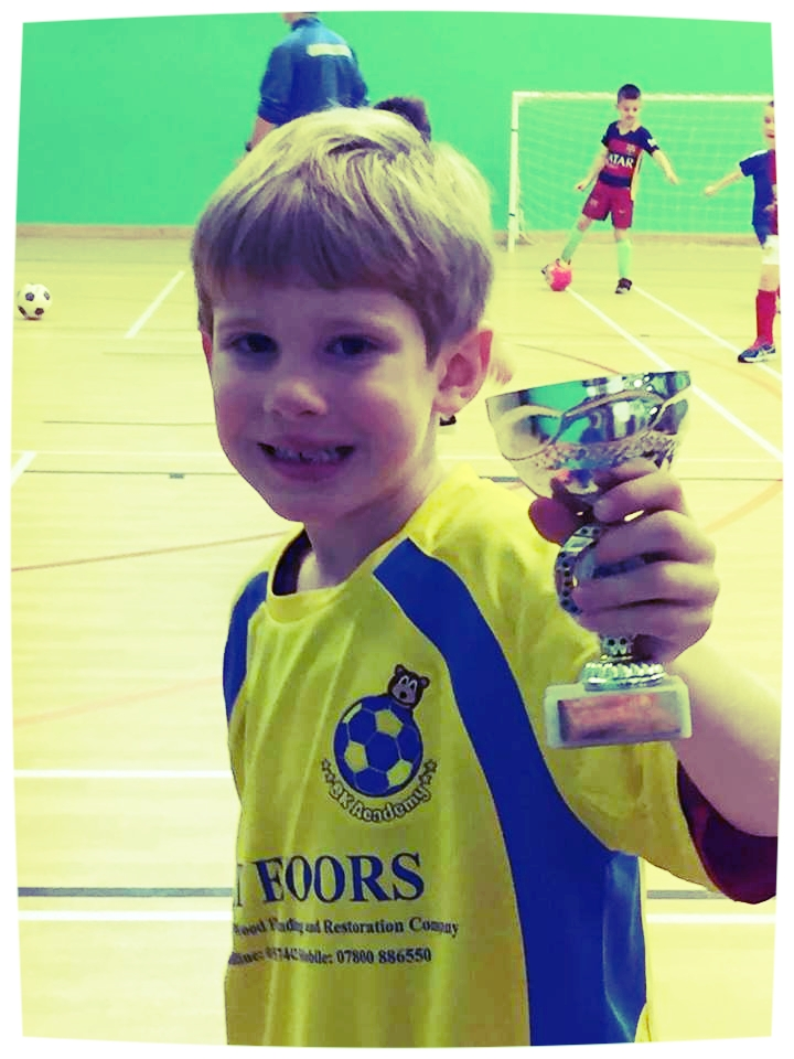 SK Sports Academy - Player of the week