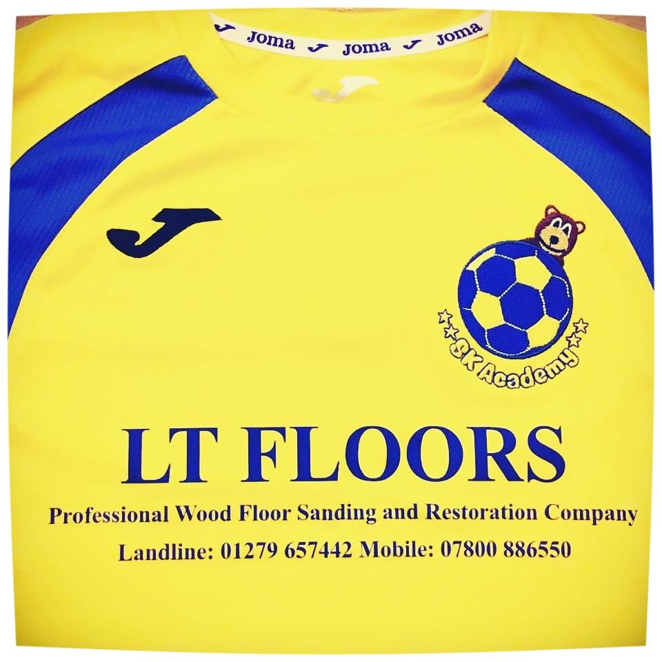 SK Sports Academy - LT Flooring