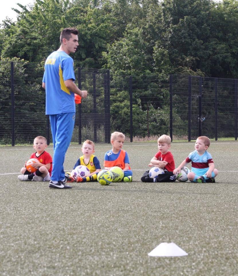SK Academy Ltd - Childrens Football - Harlow Town